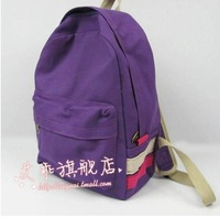 Рюкзак men and women's fashion backpacks hotsale solid canvas bags