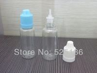 20шт пустые ясно ПЭТ 10 мл жидкости иглой бутылки пластиковые пипетки бутылки с крышкой от детей с длинными тонкими отзыв