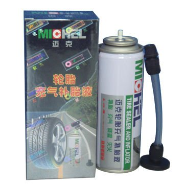 Magic Tyre Sealer and Inflator, Quick repair Tire Sealer & Inflator