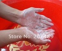 washing cleaning bath Craft Flower paper petals shape soap gift organtic wedding favor mulit color travle small