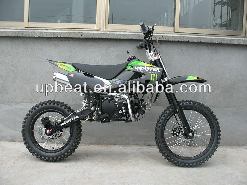 125cc dirt bike cheap pit bike KLX dirt bike manual