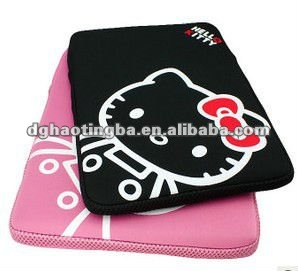 hot sales hello kitty laptop bag