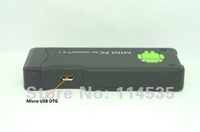 Мини ПК MK802 III / MK806 TV BOX/Android 4.1 Mini PC/Google TV RK3066 Dual Core 1.6G 1GB RAM 4G ROM HDMI TF Card