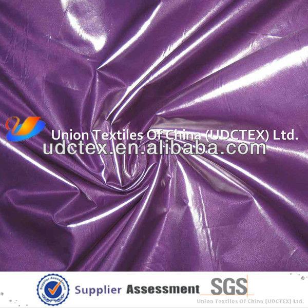 Polyester Crinkle taffeta Fabric