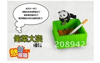 Подставка для ручек Hot sell Bean Panda harvest lonely pen holder