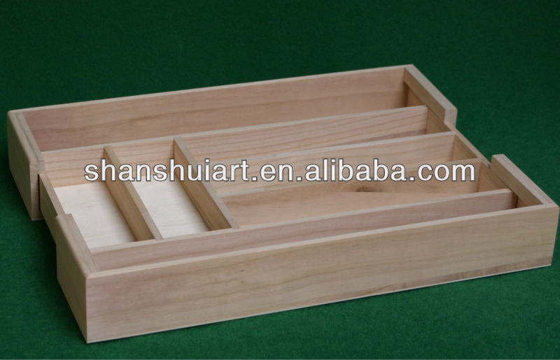 Customized various designs wooden tray
