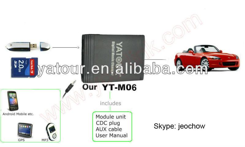 user manual yatour