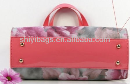 2014 Fashion New Product Lady Handbag Ink Painting China Manufacturer