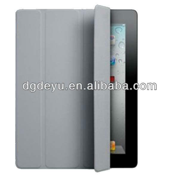 Smart PU case for iPad mini /for iPad case
