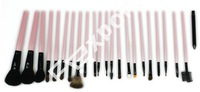 Free Shipping 23 Pcs Makeup Brushes Professional  Make UP Cosmetic Set  Dropshipping BE12