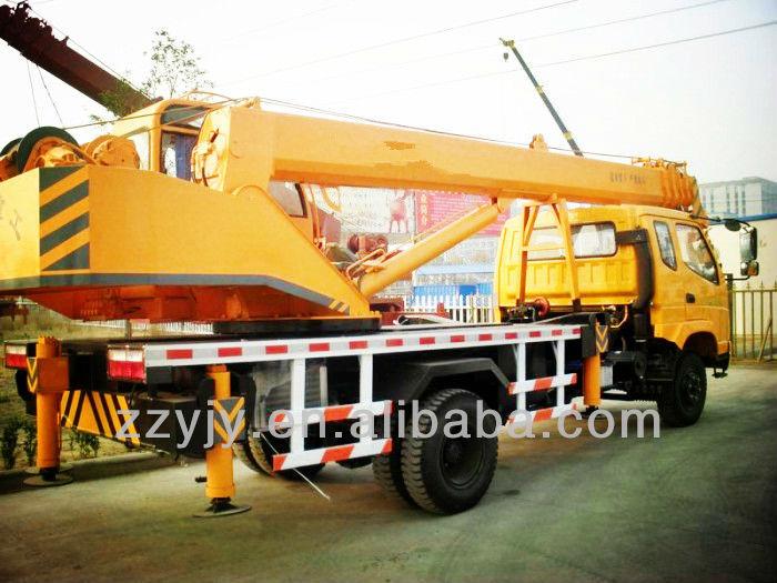 5 tons truck crane , mini truck crane