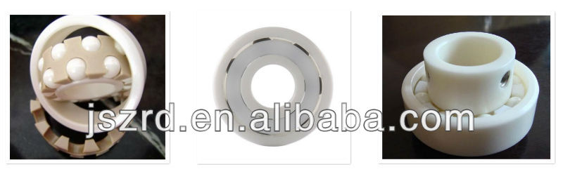 Zro2 ceramic Ball bearing