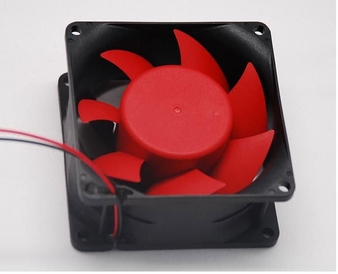 80mm dc motor cooling fan for computer/car fridge/UPS