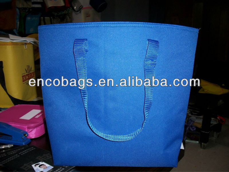 promotional high quality large tote cooler bag