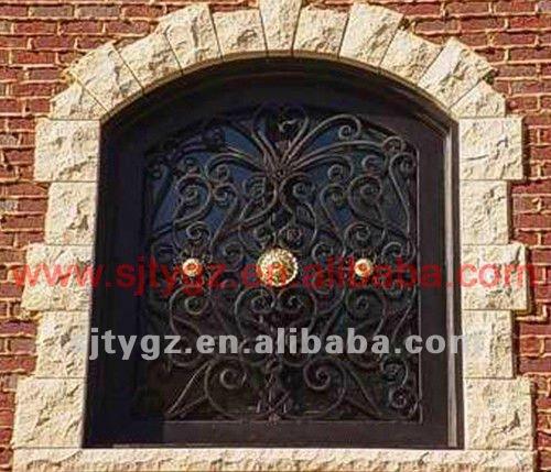 2013 New Pre-order iron main gate design