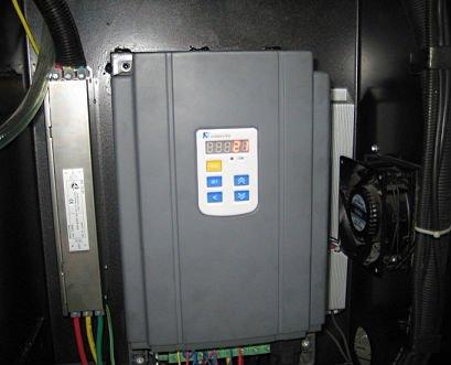 LOG-320S8 injection machine