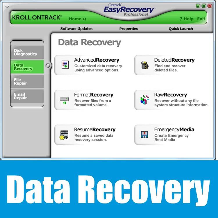 Recovery1 dados de alta qualidade
