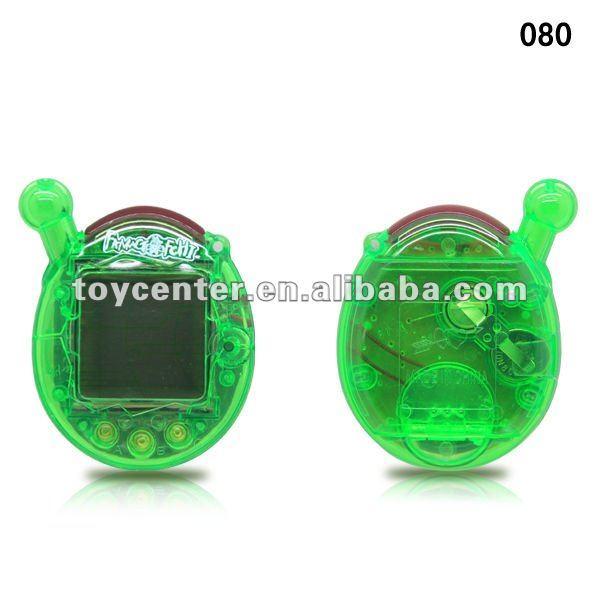 hot sale transparent electronic pet