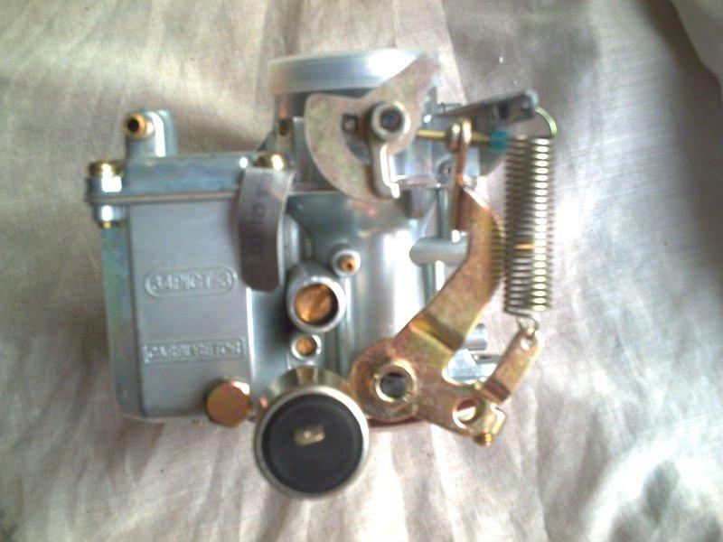 VW beetle carburetor