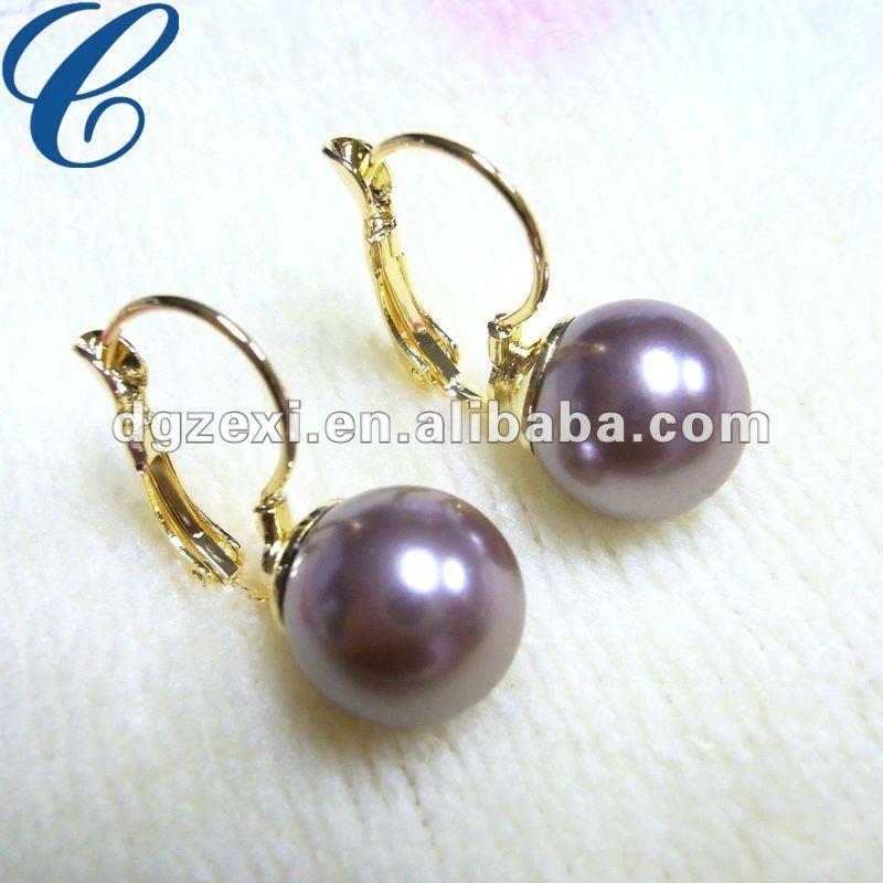 big earrings