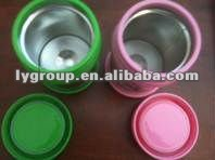China make 500ml stainless steel vacuum thermos bottle,350ml vacuum thermos food container
