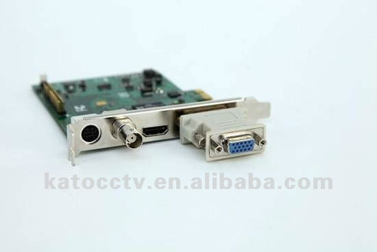 1080P HDMI Video Capture Card With SDI DVI VGA YPbPr