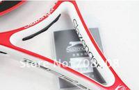 Free Shipping Slazenger Brand Tennis Racket,Quad Flex 270,High Quality Graphite Fibre,Cheap Prices