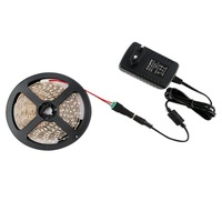 Светодиодная лента RGB 3528 IP60 DC12V 300led 5 + 24key + /AU 3528 RGB Non-Waterproof