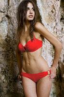 Женское бикини Popular Item! Fashion red beachwear With Best Price LB16030