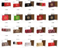 Free Shipping 2012New MK wallet fasthion wallet fast shipping Mix ORDER