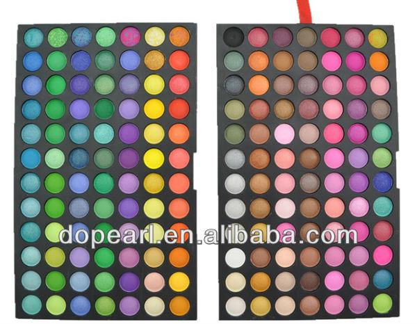 Hot professional 168 maquillage multicolore ombre - Palette de maquillage pas cher ...