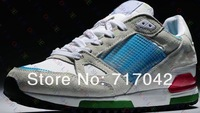 2012 New 11 colors Skateboarding Men's running ZX 750 700 male 5 style shoes in 800 casual Leisure stock  free shipping