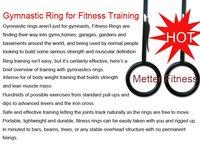 Товары для гимнастики Metter ABS MTGR01