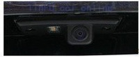 Система помощи при парковке CCD HD night visioon car rear camera car monitor parking system reversing monitor rearview camera for Mazda 2 / Mazda 3