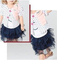 Комплект одежды для девочек parure