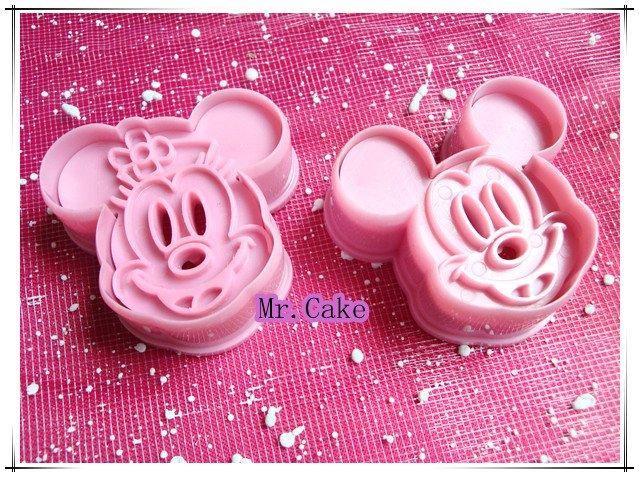 Molde galletas Mickey Mouse - Imagui