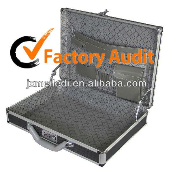 MLD-T07 carrying case for tools aluminium brief case laptop case