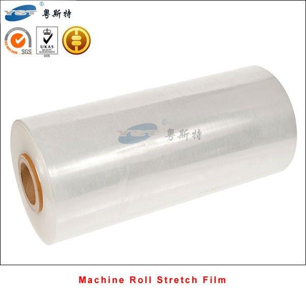 Clear Machine/Hand Type Stretch Film