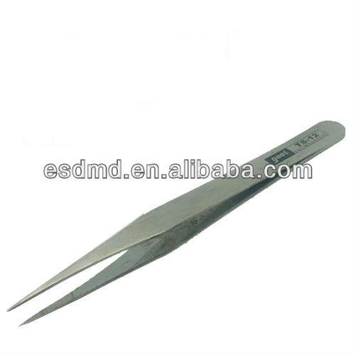 TS-15 Goot Stainless steel/Antistatic/ESD tweezers