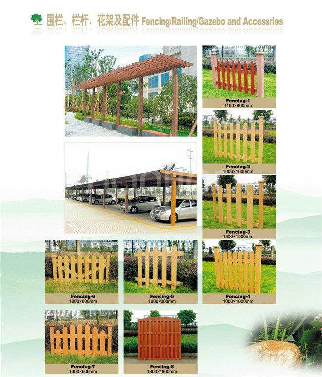 Composite wpc cerca