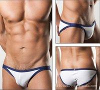 Wholesale! Low Price!  2012 New Hotsale SEOBEAN Sexy Mens Bikini men Sports men's Underwear briefs 5pcs/lot 46