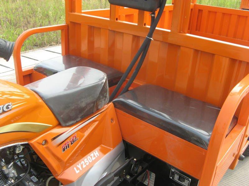 LY150ZH-1 200cc engine passenger/cargo tricycle/three wheel trike