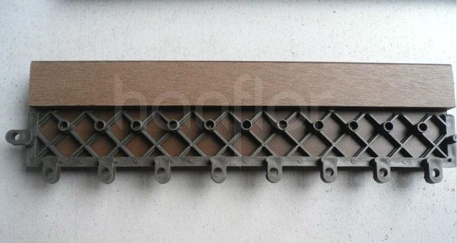 Wpc tile terminação borda