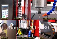 Быстроходный деревообрабатывающий фрезерный станок Hongda 3040,