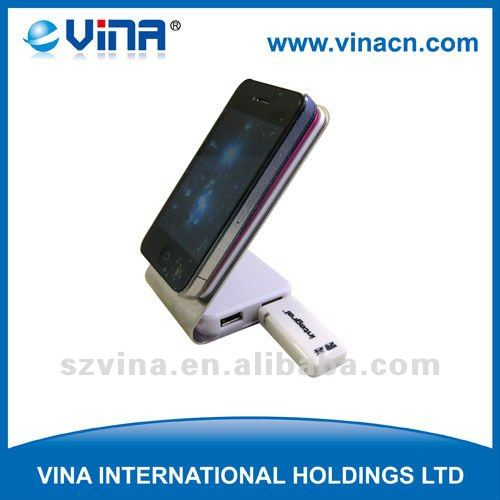 USB 4 port Hub use as Android phone Accessories