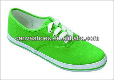 2013 customized canvas rubber shoes causal shoes