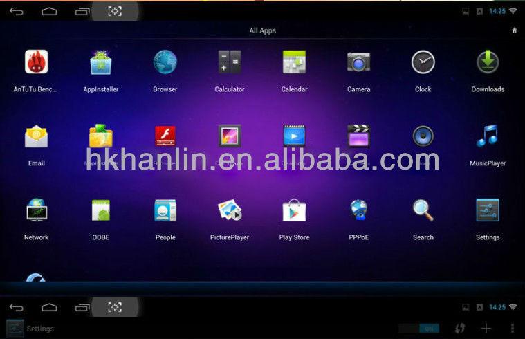 Google Android 4.2 dual core TV Box Amlogic MX Android TV Box android dual core smart tv box