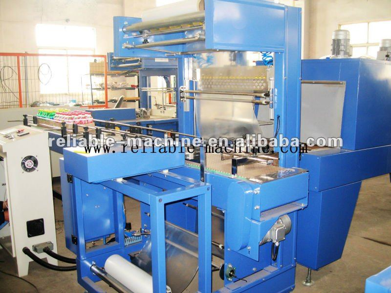 Best Tray Plastic Film Shrinking Wrapper/Wrapping Machine