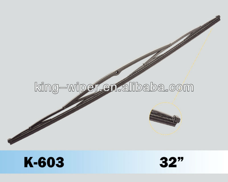K-603 Wiper Blade for bus and truck,windshield wipers