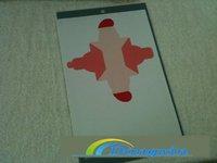 бумагорезальная машина USB port red dot positioning A3 vinyl cutting plotter with CE certificate/A3 infrared cutter plotter